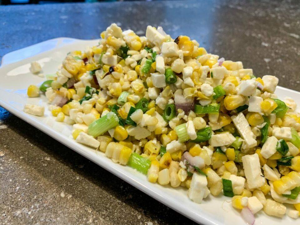 Roasted Corn Salad: 3ten.ca