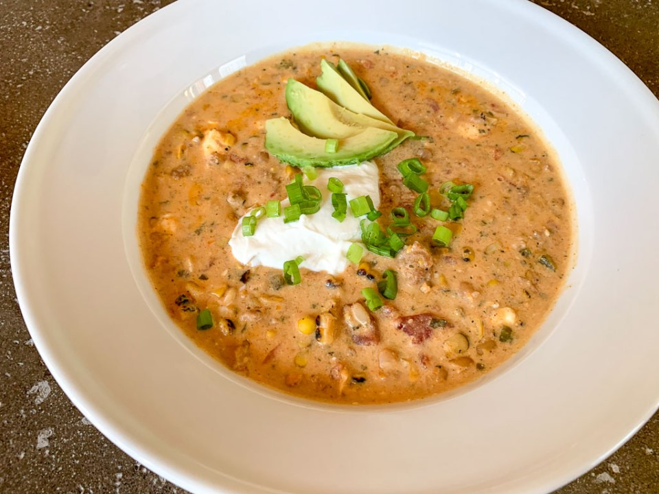 Buffalo Chicken Chili: 3ten.ca