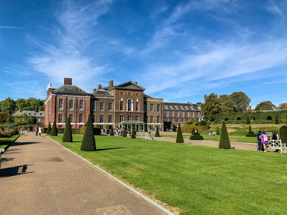 Kensington Palace: 3ten.ca
