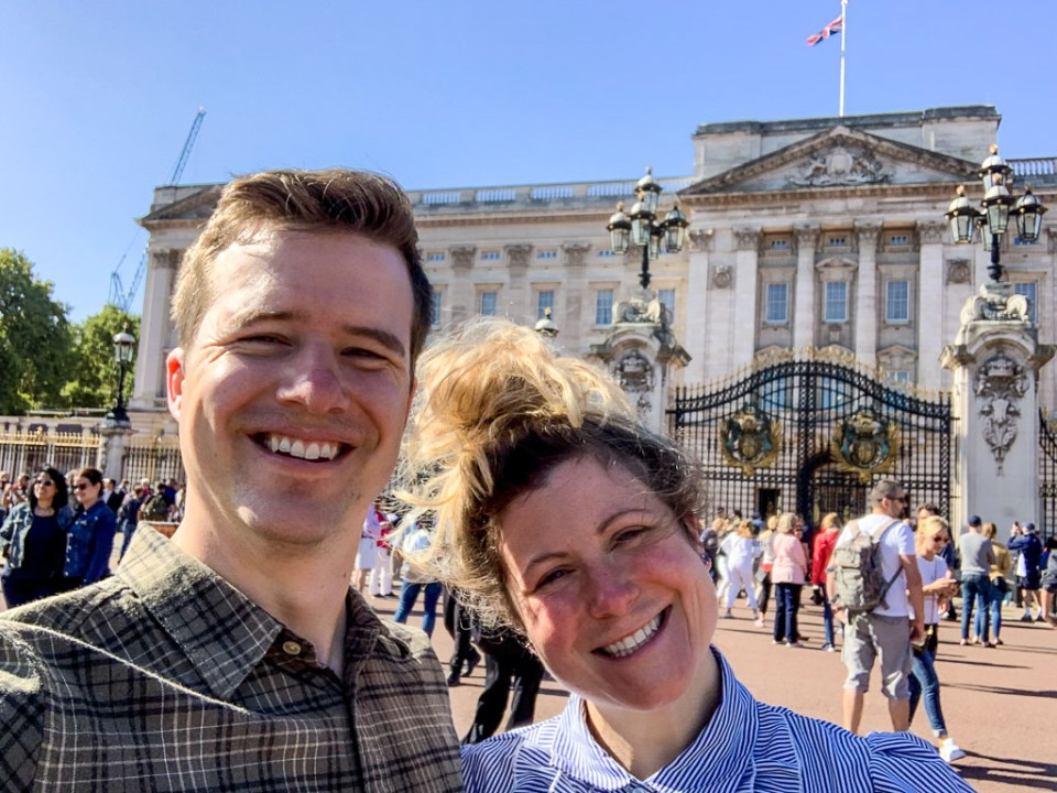 Buckingham Palace: 3ten.ca