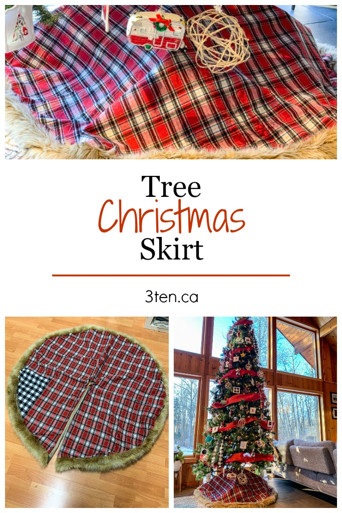 Christmas Tree Skirt: 3ten.ca