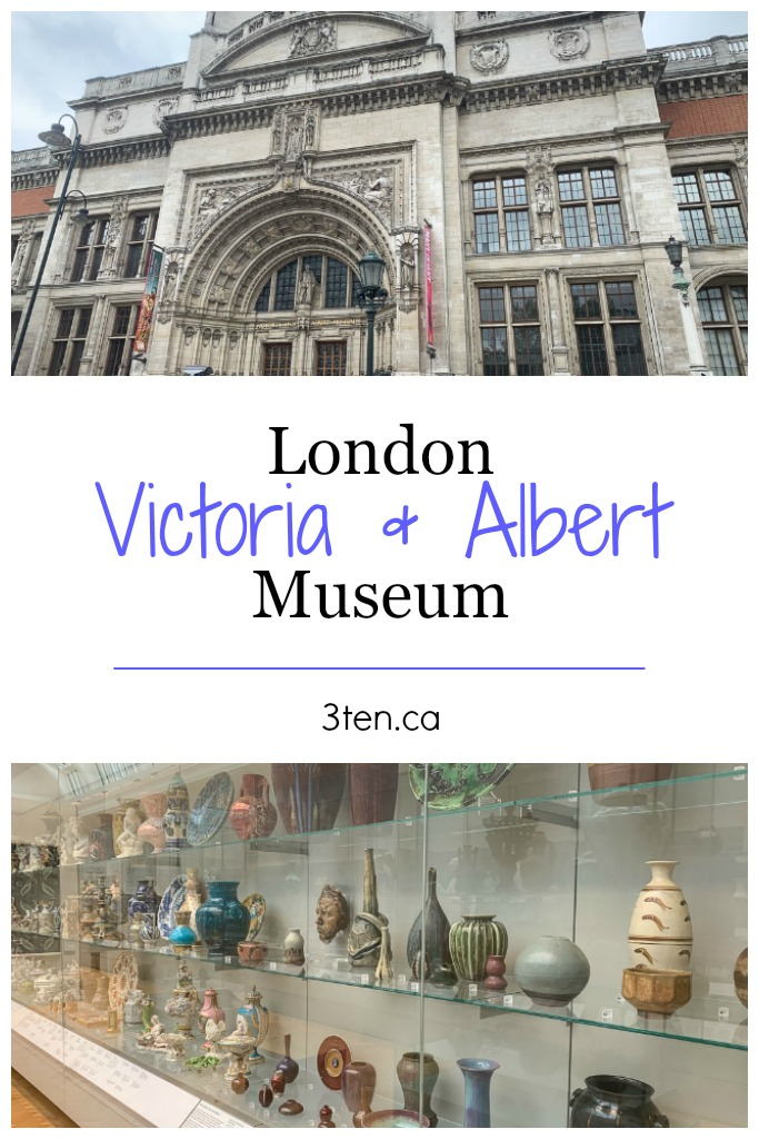 Victoria and Albert Museum: 3ten.ca