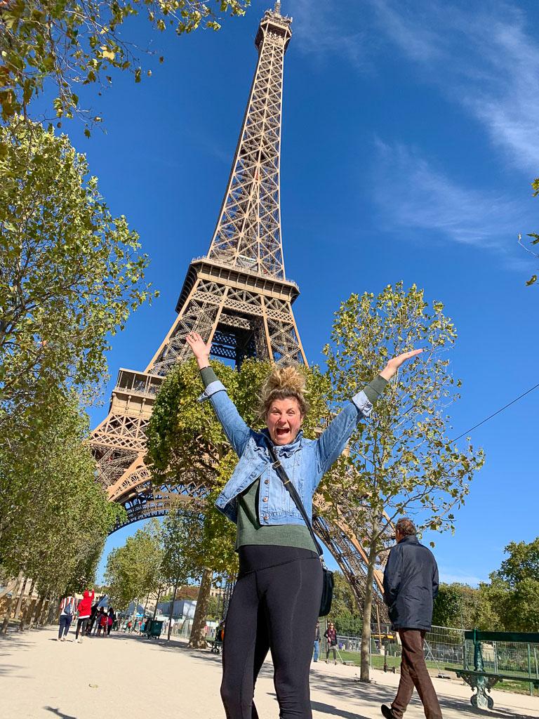 Ali in Paris: 3ten.ca