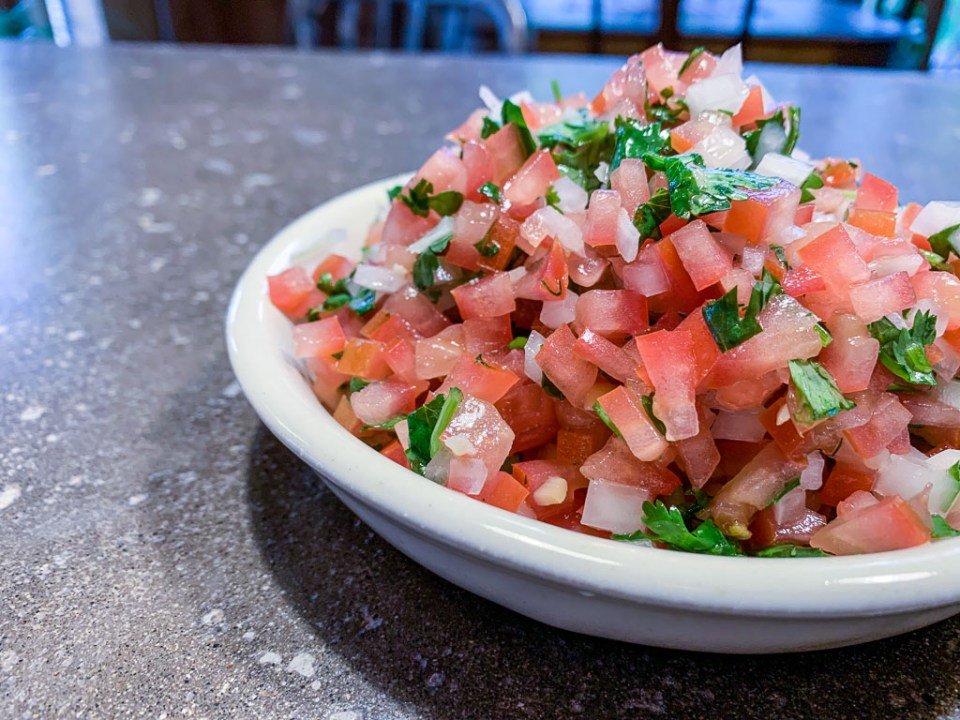 Pico de Gallo: 3ten.ca