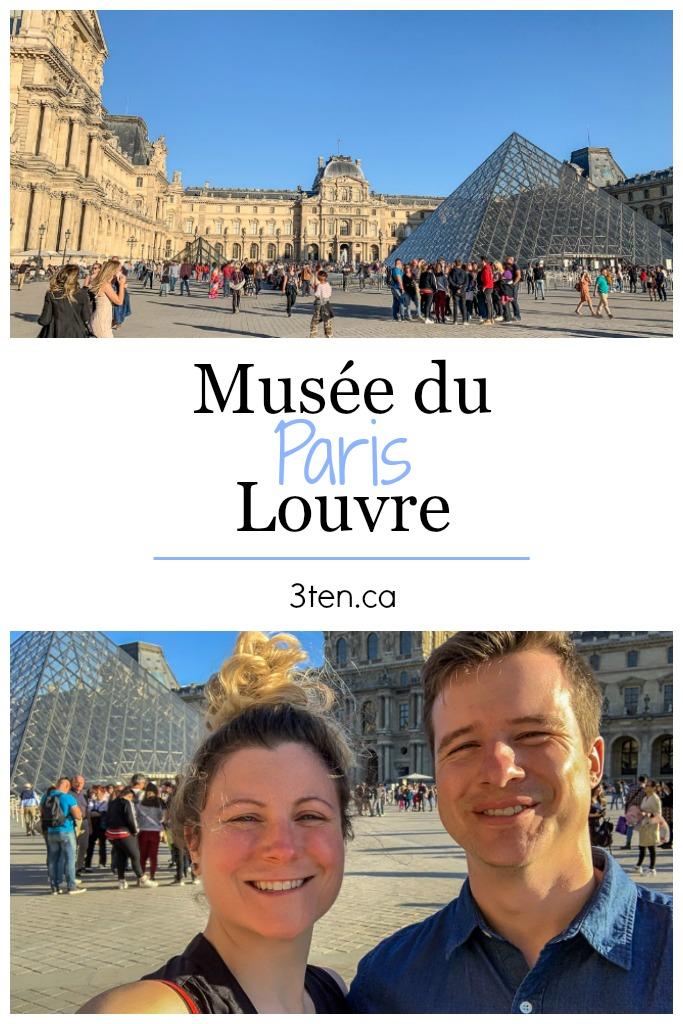 Musée du Louvre: 3ten.ca