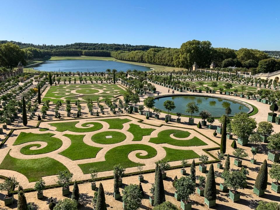 Musical Gardens Versailles: 3ten.ca