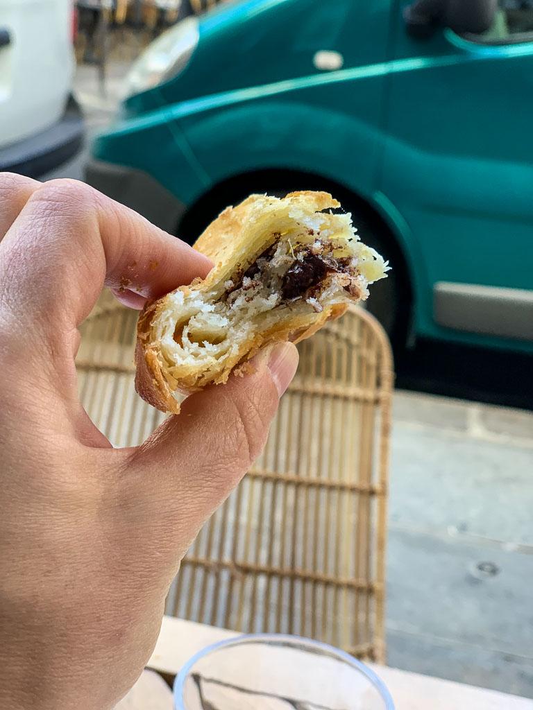 Gluten Free Chocolate Croissant: 3ten.ca