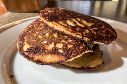 Almond Flour Pancakes: 3ten.ca