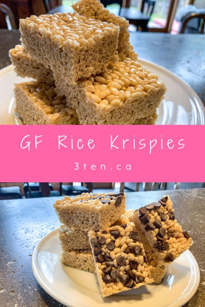 Rice Krispie Squares: 3ten.ca