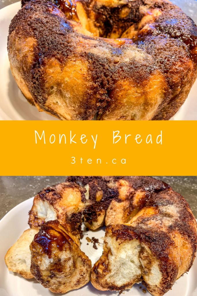 Monkey Bread: 3ten.ca