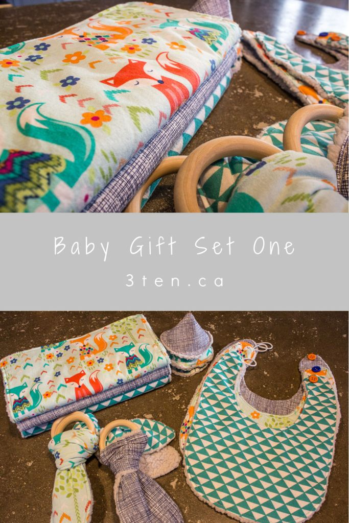 Baby Gift Set One: 3ten.ca