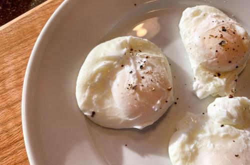 How to Poach an Egg: 3ten.ca