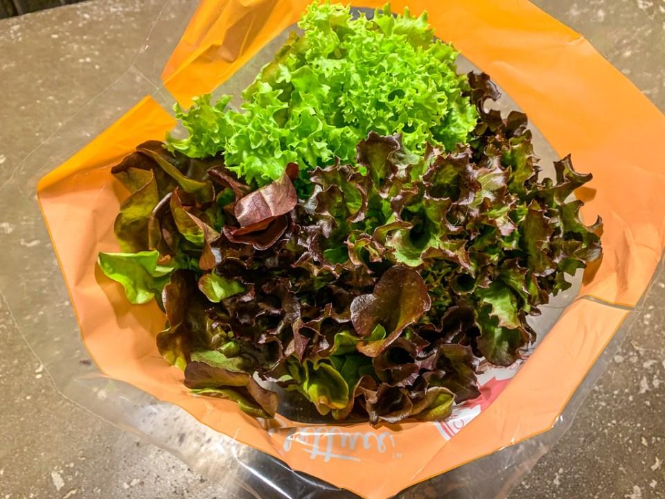 Lettuce: 3ten.ca