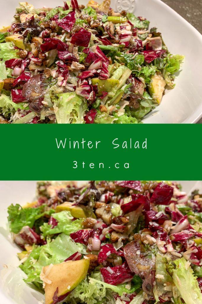 Winter Salad: 3ten.ca