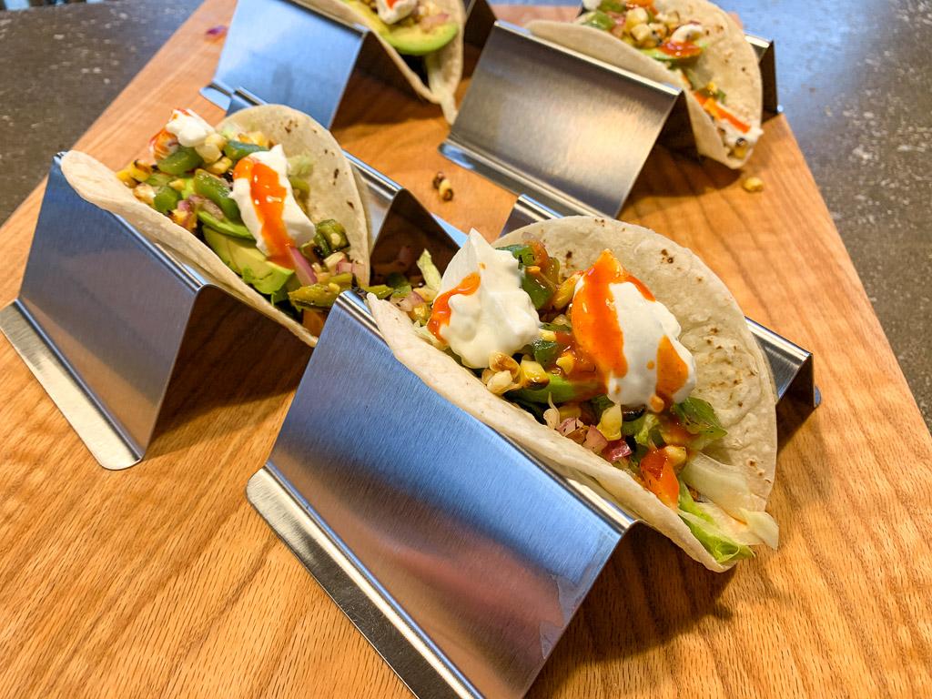 Corn Salsa Tacos: 3ten.ca