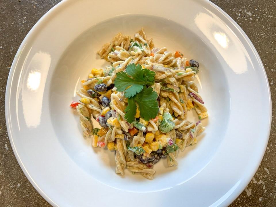 Mexican Fusilli Salad: 3ten.ca