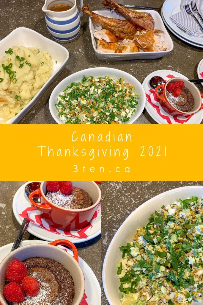 Canadian Thanksgiving 2021: 3ten.ca
