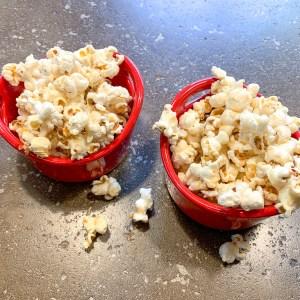 Donut Glazed Popcorn: 3ten.ca