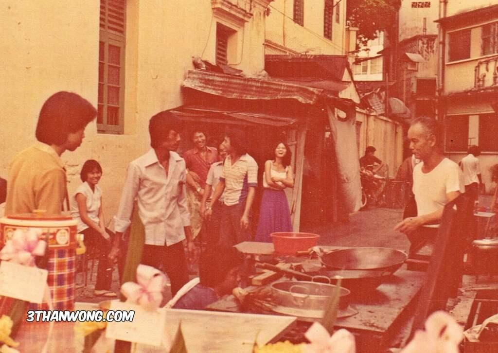 Keong Kee restaurant 1982