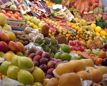 fruits stall