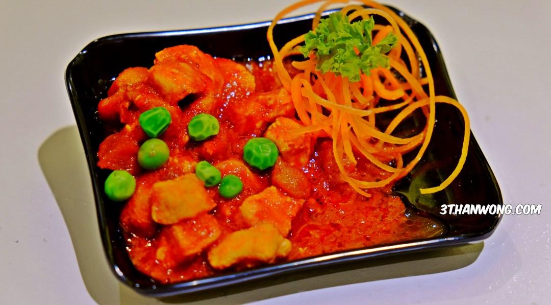 malay tomato chicken