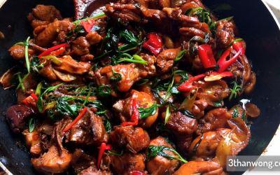 SanBeiJi – Taiwanese Three Cup Chicken Recipe