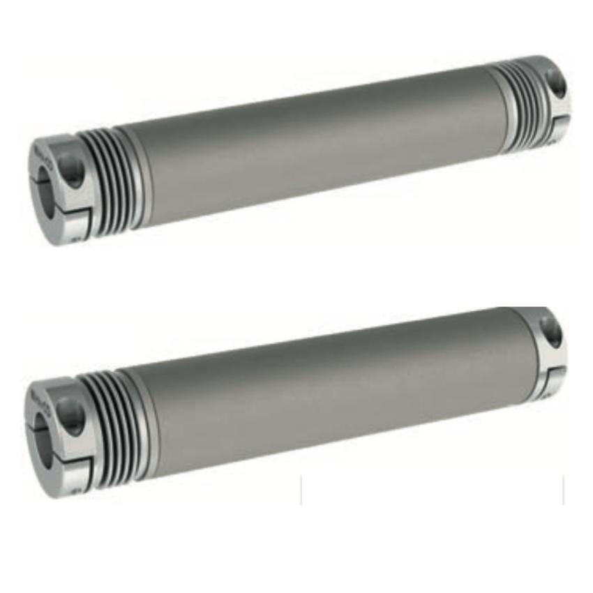 Arbre flexible acier à soufflet SWSB