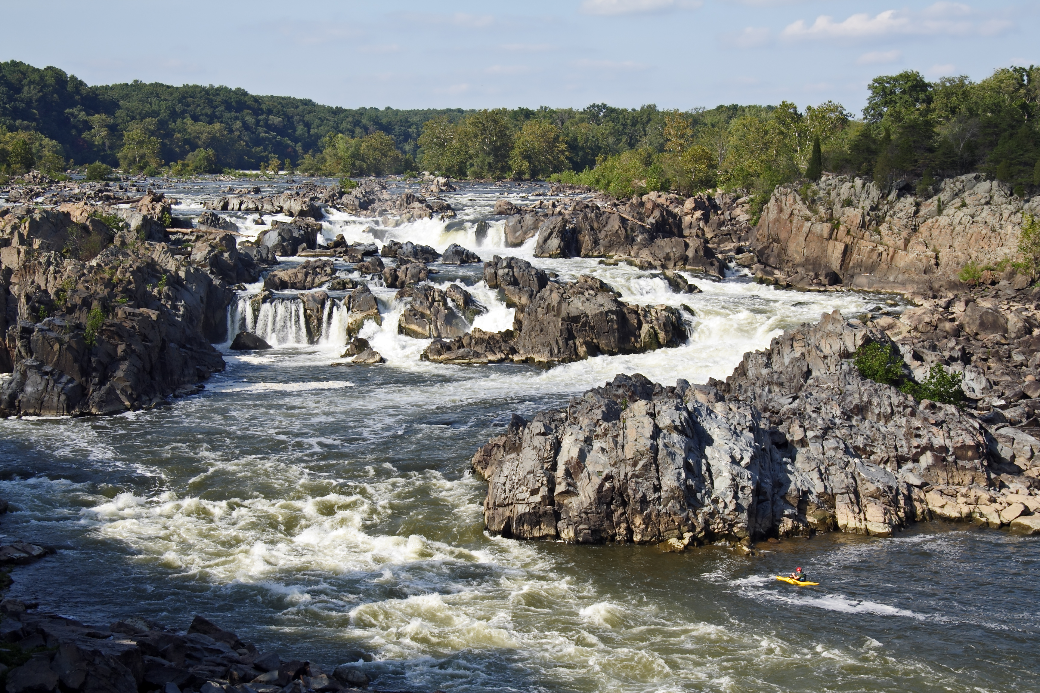 20 Places To Visit Within An Hour of Washington  D C  10  Great Falls Park