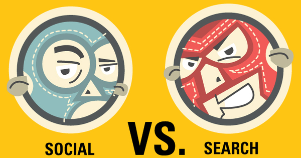 Social Media Marketing vs Search Marketing