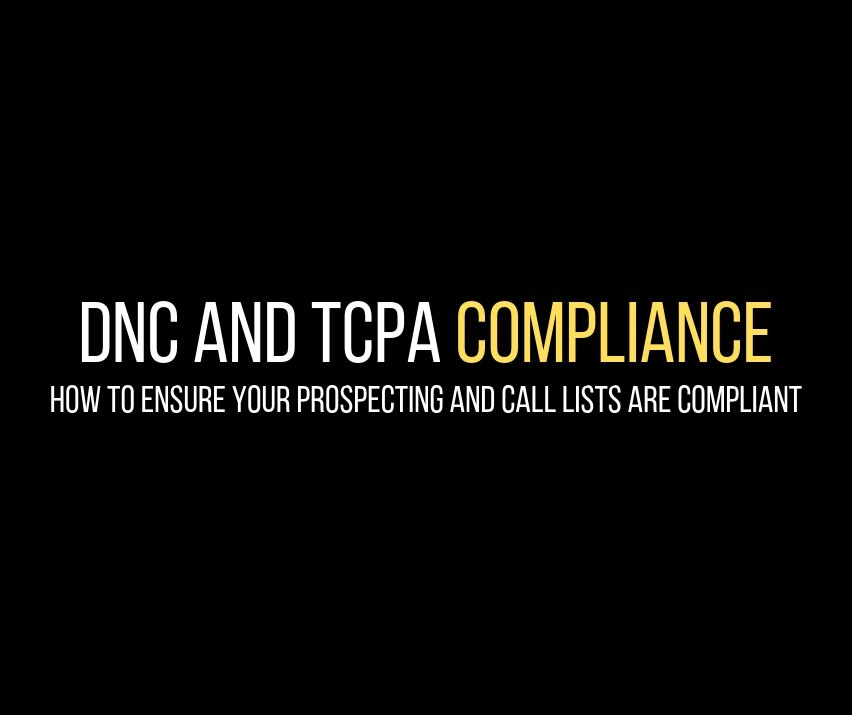 How to scrub call lists for DNC and TCPA compliance