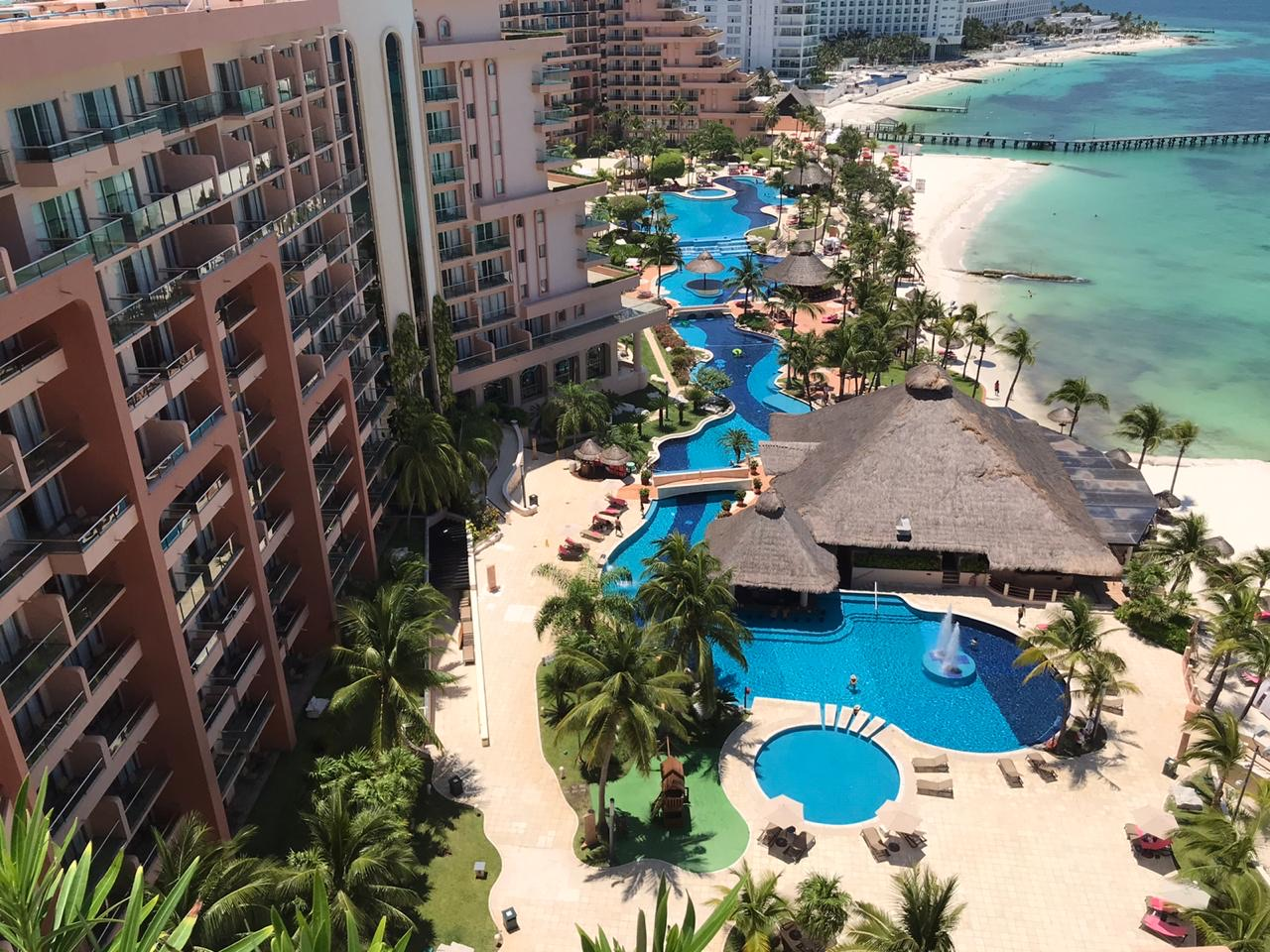 Wedding Resort Grand Fiesta Americana Coral Beach Cancún All Inclusive Spa Resort
