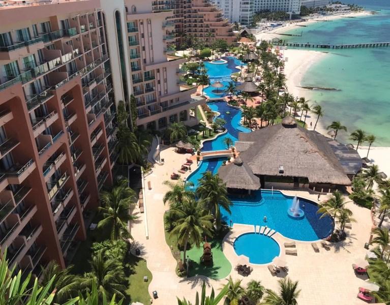 Grand Fiesta Americana Coral Beach All Inclusive