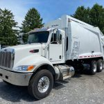 2020 Peterbilt Garbage Trucks For Sale Rear Loader Tw1190236rl