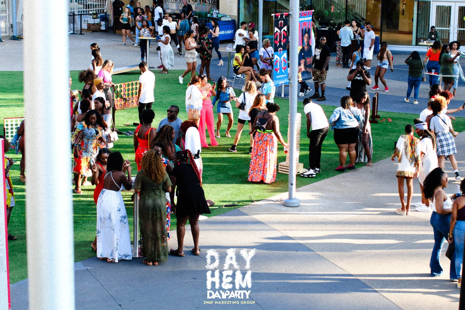 {PICS} 08.18.19 – Dayhem Day Party @ Target Field {Part 1}