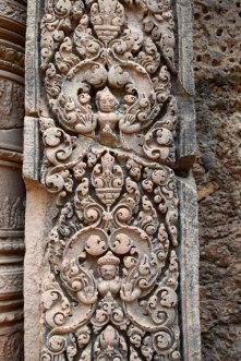 The serious level of detail is said to be closer to fine wood carvings, rather than stone carvings