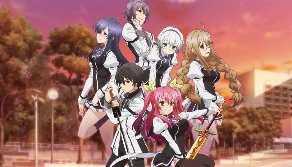 Anime Review - Chivalry of a Failed Knight Season One