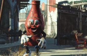 First 18 Minutes of Fallout 4: Nuka World DLC Content