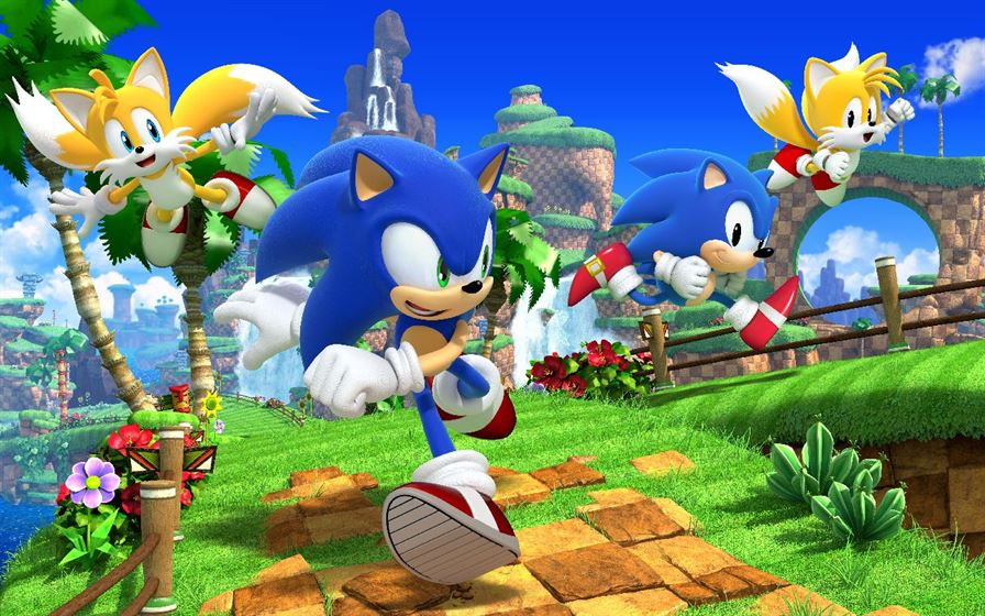 Sonic Generations Modding Highlights - Level Mods