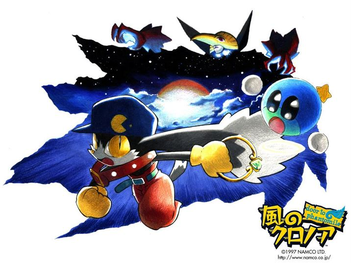 Retro Review: Klonoa Door to Phantomile (Platform: PlayStation One / Release: 1998)