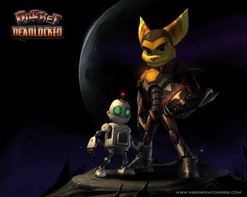 Remembering Ratchet Deadlocked (2005 / PlayStation 2)