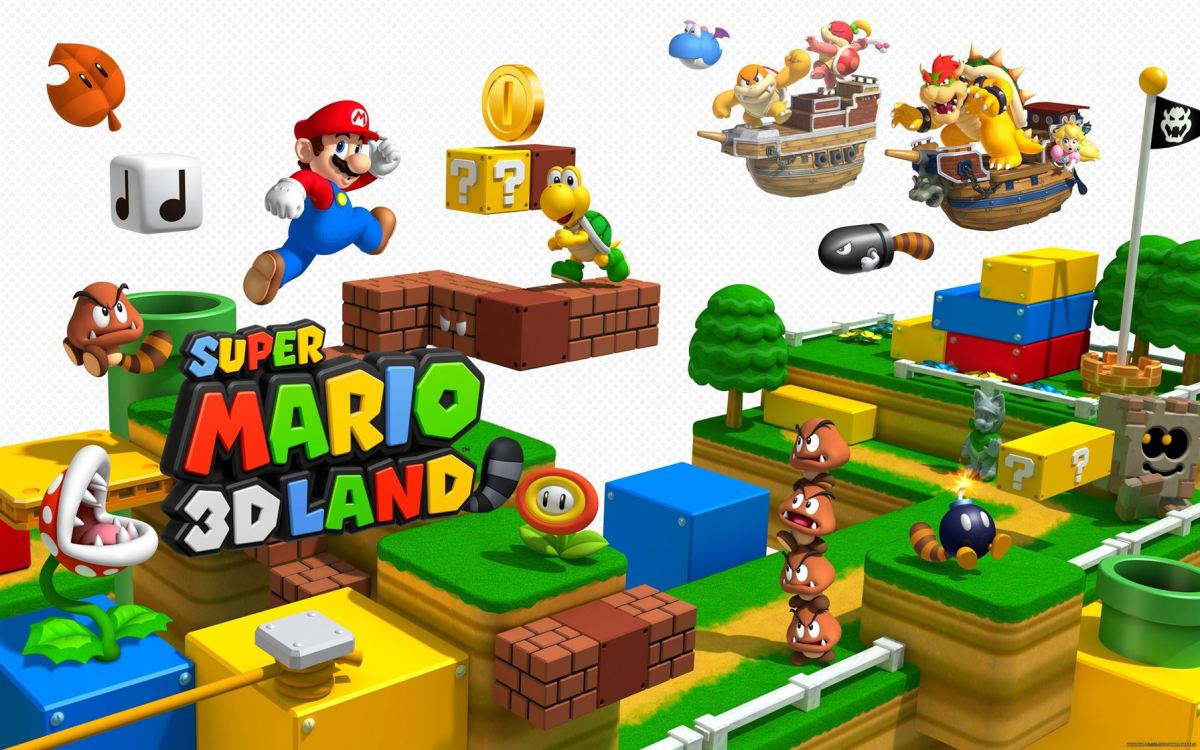 Super Mario 3D Land Review - Nintendo 3DS