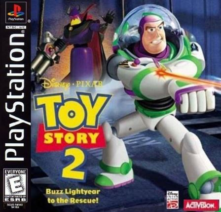 Retro Review: Toy Story 2 - Buzz Lightyear to the Rescue (Release: 1999 / Platform: PS1, Dreamcast, N64)