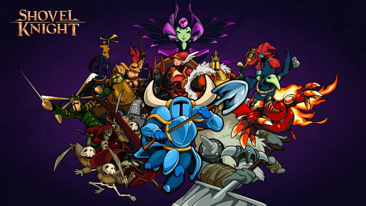 Interview with Yacht Club Games: Learning about the Shovel Behind the Knight