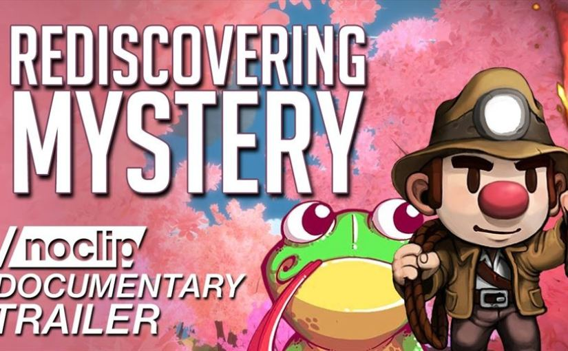 Rediscovering Mystery – Noclip Documentary Trailer