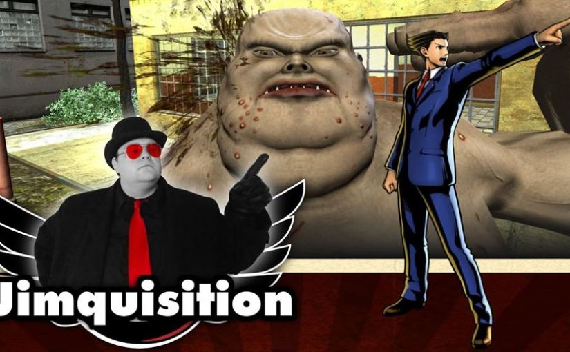 The Jimquisition – When Jim Sterling Was Sued for $10 Million by Digital Homicide