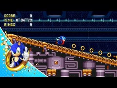 Sonic Mania (PS4/Xbox One/Switch/PC) – Pushed To Summer Release + Flying Battery Zone