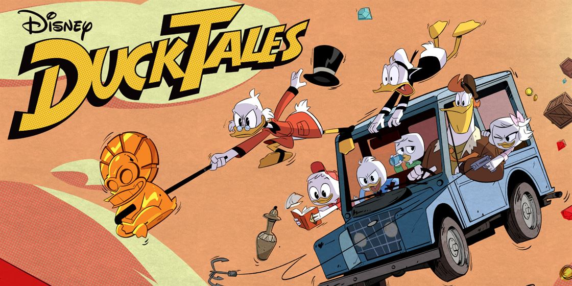 Disney XD - DuckTales First Look (New Series)