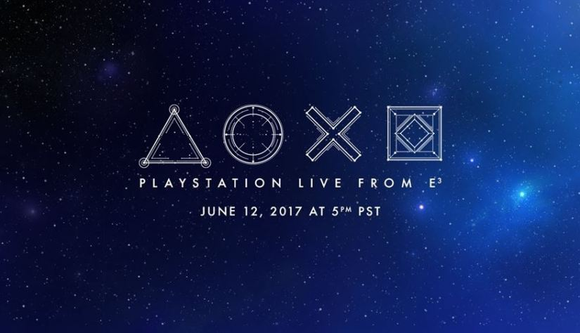 Sony PlayStation – E3 2017 Pre-Show Starting at 8PM EST & Conference at 9PM EST