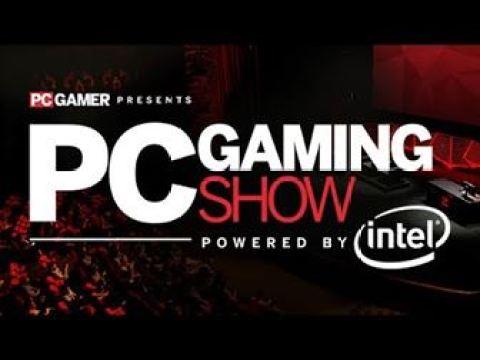 PC Gamer – E3 2017 Showcase Conference @ 1PM EST