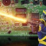 ElectroCop (Review – Atari Lynx 1989)